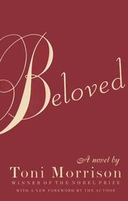 Cover of: Beloved by Toni Morrison