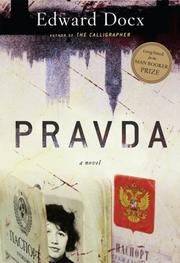Cover of: Pravda by Edward Docx