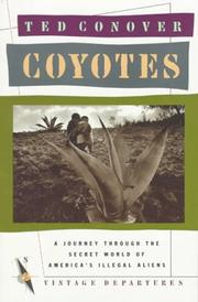 Cover of: Coyotes by Ted Conover