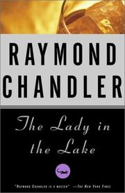 Cover of: The  lady in the lake by Raymond Chandler
