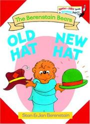 Cover of: Old hat, new hat by Stan Berenstain
