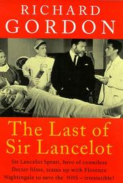 Cover of: The Last of Sir Lancelot by Richard Gordon
