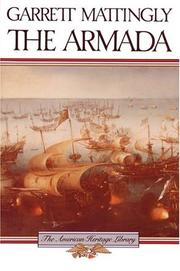 Cover of: Armada by Garrett Mattingly