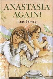 Cover of: Anastasia again! by Lois Lowry