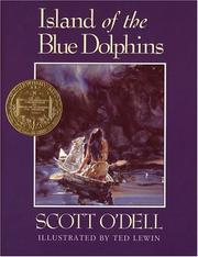 Cover of: Island of the Blue Dolphins by Scott O'Dell