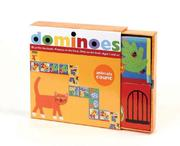 Cover of: Animals Count Dominoes by Clare Beaton