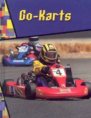 Cover of: Go-Karts (Wild Rides) by Jeff Savage