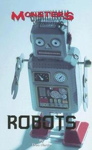 Cover of: Robots (Monsters) by Don Nardo