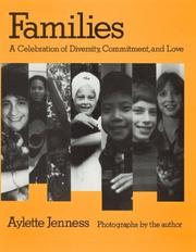 Cover of: Families by Aylette Jenness