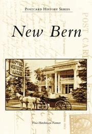 New Bern (Postcard History: North Carolina) Vina Hutchinson