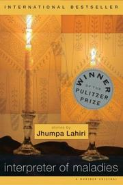 Cover of: Interpreter of Maladies by Jhumpa Lahiri