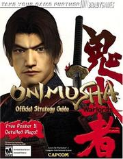 Cover of: Onimusha by Dan Birlew