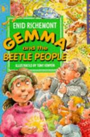 Cover of: Gemma and the Beetle People by Enid Richemont