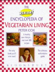 Cover of: The Realeat Guide to Vegetarian Living by Peter Cox