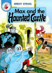 Cover of: Max and the Haunted Castle (Red Storybook) by Jeremy Strong