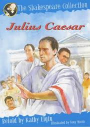 Cover of: Julius Caesar by William Shakespeare