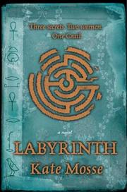 Cover of: Labyrinth by Kate Mosse