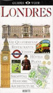 Cover of: London by Michael Leapman
