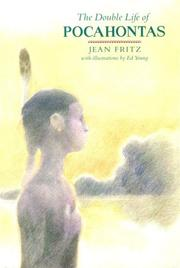 Cover of: The Double Life of Pocahontas by Jean Fritz