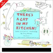 There's a Cat in My Kitchen Magnetic Kitchen Calendar 2004 Suzy Becker