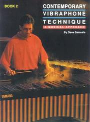 Contemporary Vibraphone Technique, Book 2 (Open Library)