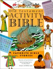 Cover of: New Testament Activity Bible by Bob Bond