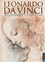 Cover of: Leonardo Da Vinci: Notebooks of a Genius by Metropolitan Museum of Art (New York, N.Y.)