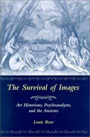 Cover of: The Survival of Images by Louis Rose
