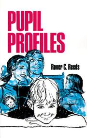 Cover of: Pupil Profiles by Roger C. Reeds