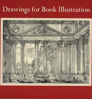 Cover of: Drawings for Book Illustration by David P. Becker