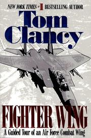Cover of: Fighter wing by Tom Clancy