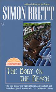 Cover of: The Body on the Beach by Simon Brett