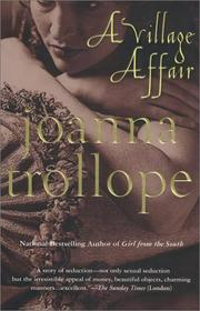 Cover of: A village affair by Joanna Trollope