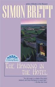Cover of: The Hanging in the Hotel by Simon Brett