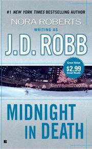 Cover of: Midnight in Death (In Death) by J. D. Robb