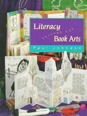 Cover of: Literacy through the book arts by Johnson, Paul