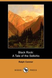 Cover of: Black Rock by Ralph Connor