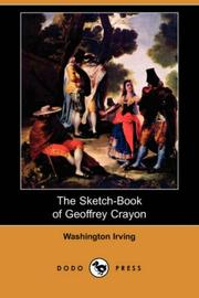 Cover of: The Sketch Book of Geoffrey Crayon by Washington Irving
