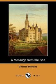 Cover of: A message from the sea by Nancy Holder