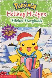 Cover of: Holiday hi-jynx by Tracey West