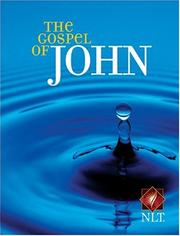 Cover of: Gospel of John by Tyndale