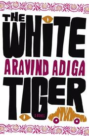 Cover of: The White Tiger by Aravind Adiga