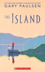 Cover of: The Island by Gary Paulsen