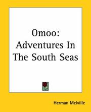 Cover of: Omoo by Herman Melville