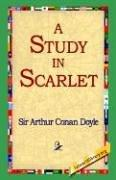 Cover of: A study in scarlet by Sir Arthur Conan Doyle