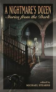Cover of: A Nightmare's Dozen by Michael Stearns