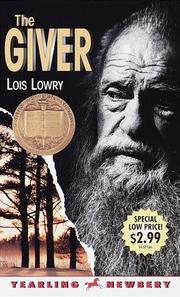 Cover of: The Giver by Lois Lowry