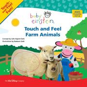 Cover of: Touch and Feel Farm Animals by Julie Aigner-clark