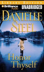Cover of: Honor Thyself by Danielle Steel