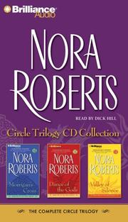 Cover of: Nora Roberts Circle Trilogy CD Collection by Nora Roberts